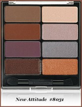 "Black Radiance Eye Appeal Shadow Palette Collection    ""Nude Attitude""  ... - $7.95"