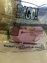 Mc Donald Happy Meal Toy Teen Titans Go Starfire Jetstream - $5.00