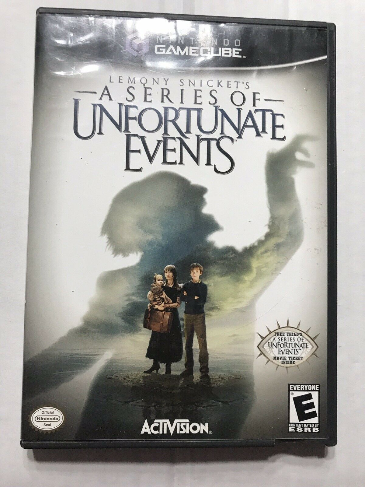 Primary image for Lemony Snicket's A Series of Unfortunate Events (Nintendo GameCube, 2004)