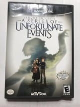 Lemony Snicket's A Series of Unfortunate Events (Nintendo GameCube, 2004) - $9.99