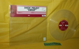 Sigma Records Shock Project Sweep Vrs Gold Vrs Clear Vinyl DJ Record  - $14.84