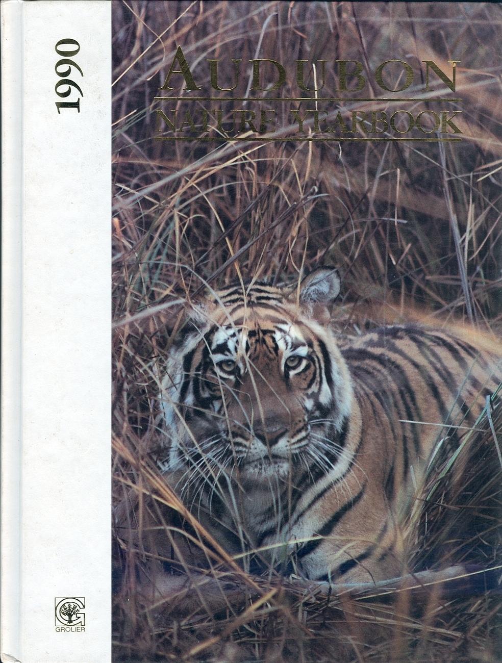 Audubon nature yearbook 1990 3