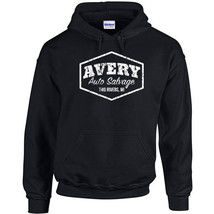 399 Avery Auto Salvage Hoodie documentary wisconsin murder trial new vintage new - $30.00+