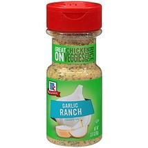 McCormick Garlic Ranch Seasoning, 2.87 oz - $7.87