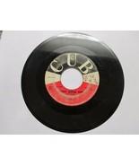 "62' OBSCURE POP~JOEY LEAL~ ""PRETTY LITTLE GIRL"" ONLY 7"" ISSUE CUB K 9114 G+ - $1.49"