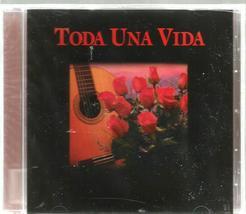 TODA  UNA  VIDA  *  BRAND  NEW  * SEALED  *  CD - $3.00