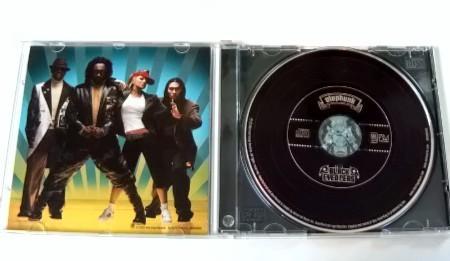 Black Eyed Peas Elephunk CD