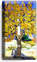 Vincent Van Gogh Mulberry Tree Painting 1 Gang Light Switch Wall Plate Art Cover - $8.99