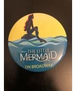 Disney The Little Mermaid Movie Promo Pin  - $9.90