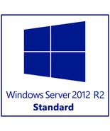 Windows Server 2012 R2 Standard Key & Download - $19.90