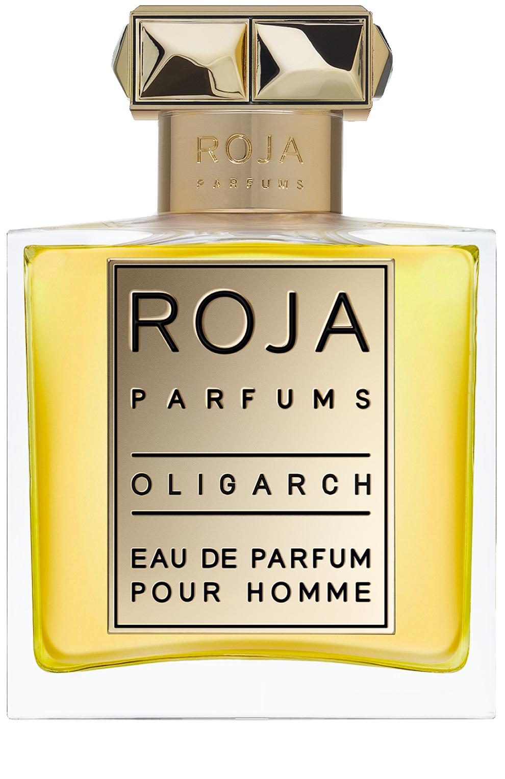 OLIGARCH by ROJA DOVE 5ml Travel Spray BERGAMOTE ANISE BIRCH VANILLA Perfume