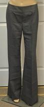 Anne Klein Women's Pants Gray/Grape Multi Pinstripe Size 4 NWT - $49.99