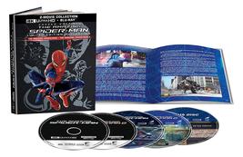 Amazing Spider-Man 1 & 2 (4K Ultra HD+Blu-ray)