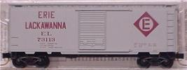 Micro Trains 20360 EL 40' Boxcar 73113 - $20.25