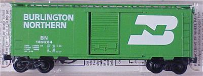 Micro Trains 20306/1 BN 40' Boxcar 189286