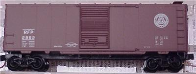 Micro Trains 20496 RF&P 40' Boxcar 2892