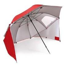 Sport-Brella Vented SPF 50+ Sun and Rain Canopy Umbrella for Beach and S... - $72.93