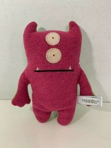 UglyDoll Bop n' Beep pink magenta front green back plush stuffed animal ... - $9.89