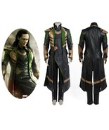 Loki Costume Adults Loki Outfit  - $209.00