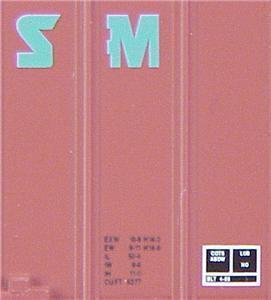 Micro trains 25540 St. Mary's 50' Boxcar 4209