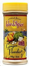 Island Spice Ginger Powder Pack of 4 - $29.69