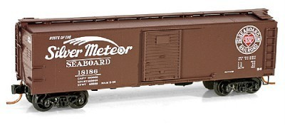 Micro Trains 12000250 SAL 40' Boxcar 18186