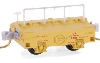 Micro Trains 12100030 UP Scale Test Car 03145