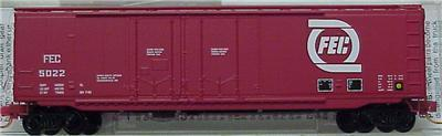 Micro Trains 03600060 FEC Boxcar 5022