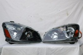 05-06 Nissan Altima 3.5 SE-R  Xenon Headlight Head Light Lamps Set L&R P... - $422.10