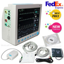 CE,Monitor del paziente 7 parametri Monitor dei parametri vitali CMS8000... - $694.17