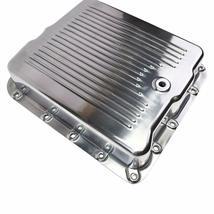 GM Turbo-Hydramatic 4L60 4L65E 4L70E Aluminum Transmission Pan w/ Gasket & Bolts image 3