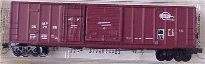 Micro Trains 26040 Missouri Pacific 50' Boxcar 367926