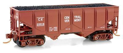 Micro Trains 08500060 CV 33' Twin Bay Hopper 20018