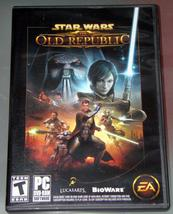 PC Game - STAR WARS THE OLD REPUBLIC  - $8.00