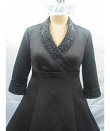 Darius Couture Black plus size ball gowns - 3/4... - $650.00