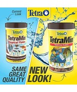 TetraMin Nutritionally Balanced Tropical Flake Food for Tropical Fish - $8.10