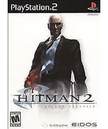 Hitman 2: Silent Assassin (Sony PlayStation PS2) Complete - $9.12