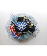 US Air Force Floret Barrette - $5.00