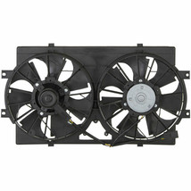 A/C RADIATOR DUAL COOLING FAN CH3115112 FOR 95 96 97 98 99 00 CIRRUS STRATUS image 2