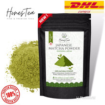 HonesTeaJapanese Shizuoka Matcha Powder 50gm. No Additives and Preservat... - $48.00