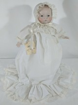 LM VINTAGE Artist Doll MJM Century Baby Reproduction Ceramic Bisque Doll... - $23.36