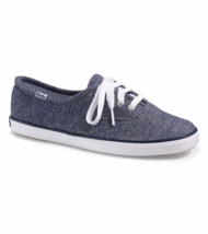 Keds Champion Sweatshirt Casual Sneakers Navy Womens 9 M - $35.98