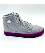 Nike Air Jordan Jasmine GG Wolf Grey Kids Girls Sneakers 768927 008 - $64.95