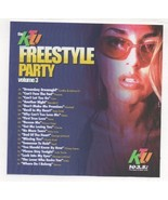 KTU Freestyle Party Vol.3 CD Non Stop DJ Mix George lamond, Coro, April,... - $10.65