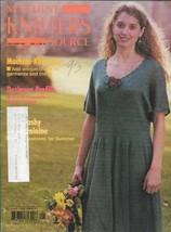 Machine Knitters Source May Jun 1993 Magazine Machine Knit Lace Patterns... - $4.27
