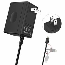 AC Adapter Charger for Nintendo Switch, USB Type C Power Supply with 5FT/1.5M Ch - $14.66