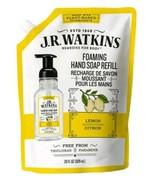 JR Watkins Lemon Foaming Hand Soap Refill 28oz/828ml Fast Free Shipping NEW - $19.97