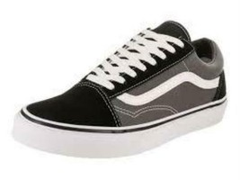Vans Old Skool Black/Pewter Skateboard Shoe - $54.99