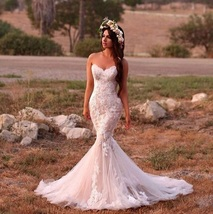 Mermaid wedding dress thumb200