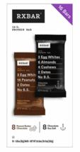 RXBAR Protein Bar Variety Pack, 16 Count Peanut Butter Chocolate Sea Salt Bars
